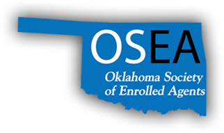 Oklahoma Society of Enrolled Agents Logo